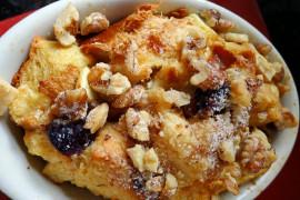 Pudding chlebowy – prosty przepis