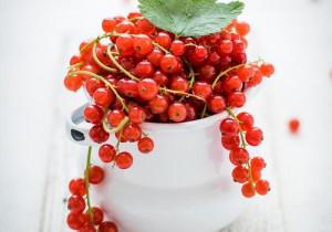 Czerwone porzeczki- 8 smacznych przepisów na desery i napoje