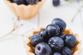 BORÓWKI- 7 przepisów na słodkie desery