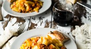 WŁOSKA KUCHNIA- 7 przepisów na dania obiadowe