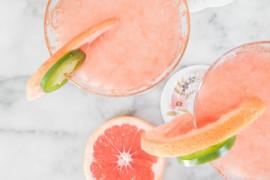 Koktajl arbuzowo- melonowy
