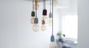 +10 inspiracji na lampę do kuchni