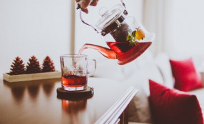 5 przepisów na rozgrzewający napar herbaciany