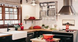Kuchnia w stylu INDUSTRIALNYM- 8 inspiracji