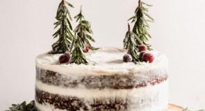 10 inspiracji, jak udekorować świąteczne ciasta i ciasteczka