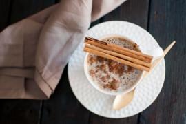 Kawa z nutą orzechową we włoskim stylu