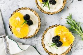 MINI TARTALETKI- jak je podawać? 10 inspiracji na słodko i na słono