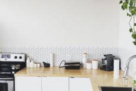 Minimalistyczna kuchnia i jadalnia- 10 inspiracji